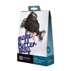 دستکش بدنسازی فیت پالم