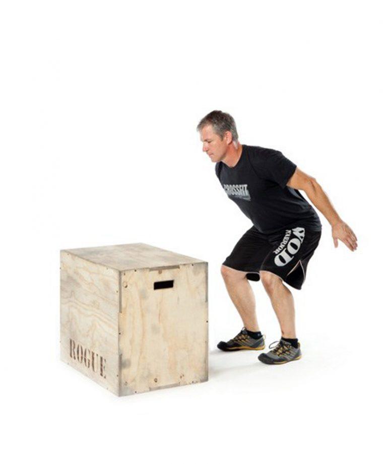 جامپ باکس چوبی Jump Box