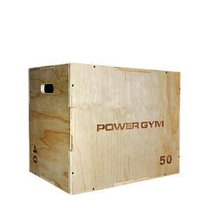 جامپ باکس سهبعدی PowerGYM